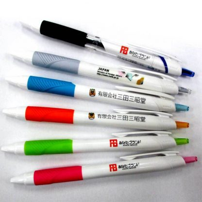 multicolor pen print