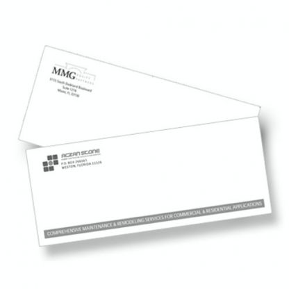 printed envelope 2