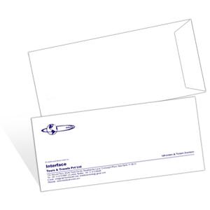 printed envelope 3