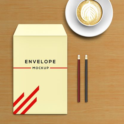 cream envelope 1