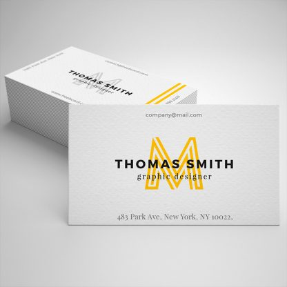 premium business card 2