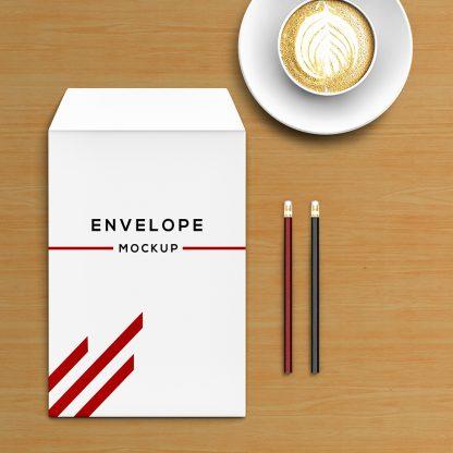white envelope 1